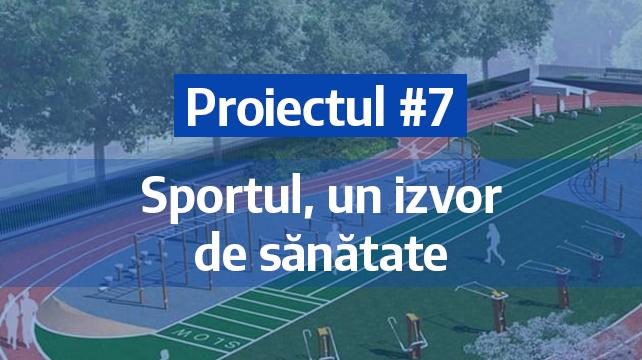 Sportul, un izvor de sănătate